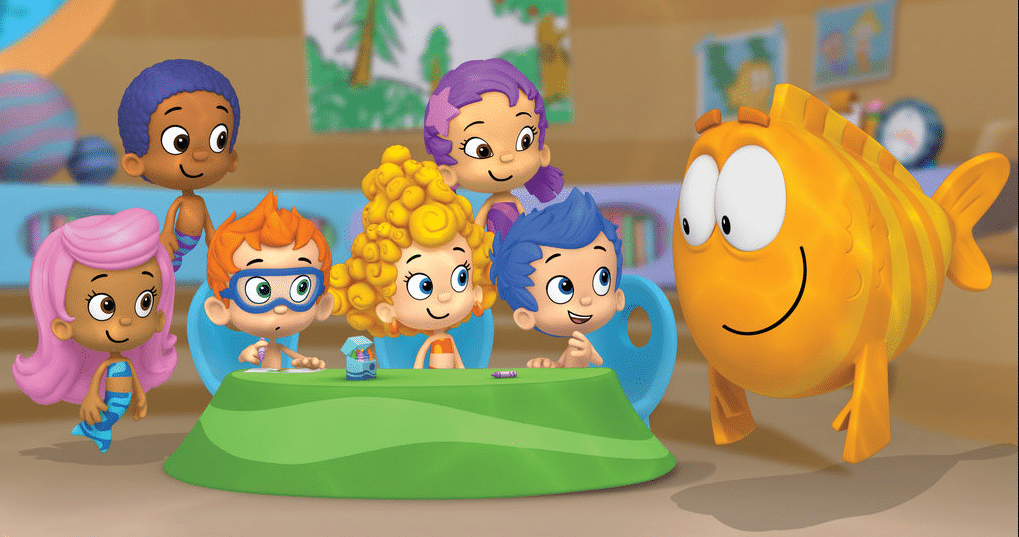 Bubble Guppies Game