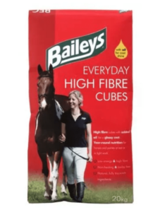 Good quality horse feed